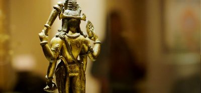 Bodhisattvas at the Rubin Museum of Art