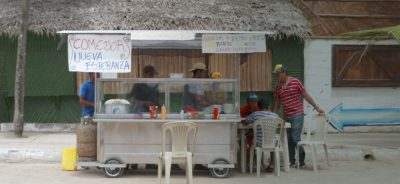 Open for Business in Canoa