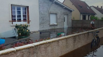 After the Floods in France