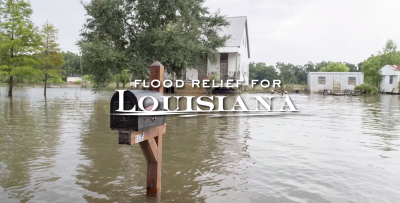 Flood Relief for Louisiana