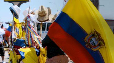 Celebrating Ecuador in NYC