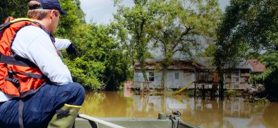 Coordinating Relief in Louisiana