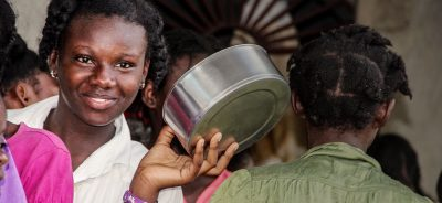 Hot Meals for Haiti