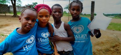 Episode 1: Helping Sierra Leone Recover