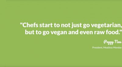 Meatless Monday – The Ever-Expanding Movement