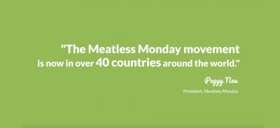 Meatless Monday – Monday's Fresh Start
