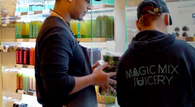 Magic Mix Juicery – Vegan Magic