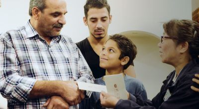 2016 Footprints: Refugee Relief