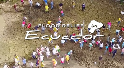 Flood Relief in Ecuador