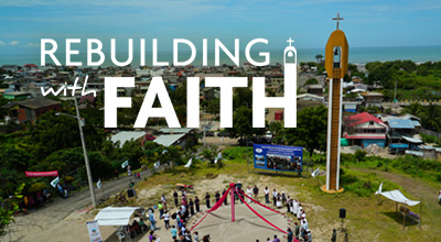 Rebuilding With Faith