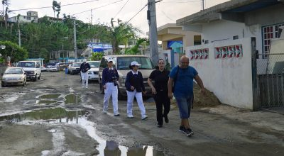 Post-Hurricane Maria: Disaster Assessment in Puerto Rico