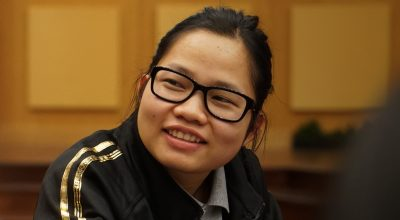 Former Refugees Find Light in Tzu Chi