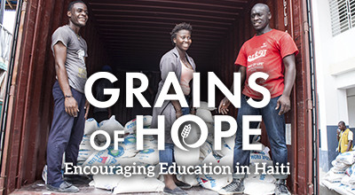 Grains of Hope