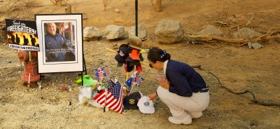 Tzu Chi USA Offers Relief to Families Facing the Carr Fire