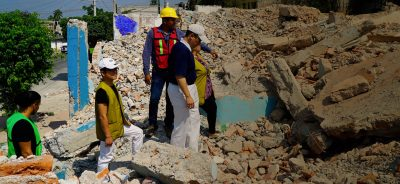Planting Seeds of Compassion: Mexico Earthquake One-Year Anniversary