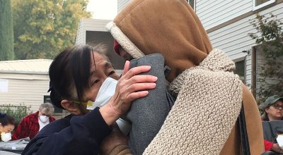 We're on a Mission to Heal with Hope After the Camp Fire