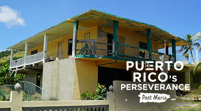Puerto Rico's Perseverance: Post-Maria