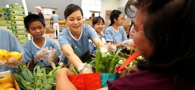 Tzu Chi's Camp California: San Bernardino Food Drive