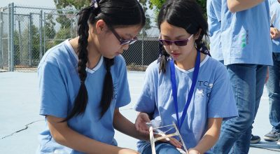 Tzu Chi's Camp California: The Experience