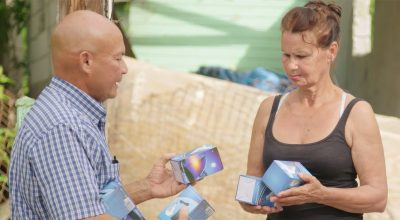 Light Up Compassion in Villalba: Post Maria