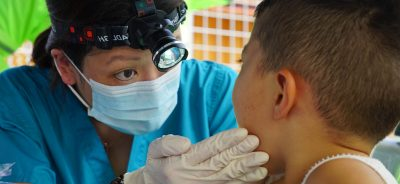 Medical Relief in Canoa