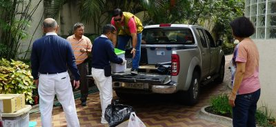 Seven Days of Outreach in Ecuador