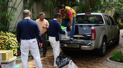 Seven Days of Outreach in Ecuador
