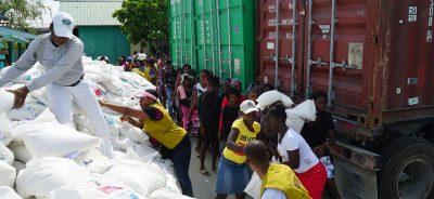 Rice Brings Hope in Cité Soleil