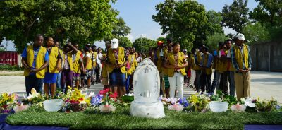 A Celebration of Gratitude in Port-au-Prince