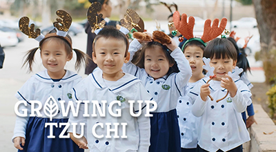 Growing Up Tzu Chi
