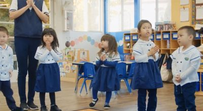 Teaching Excellence at Tzu Chi Elementary