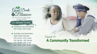 Episode 10 – A Community Transformed