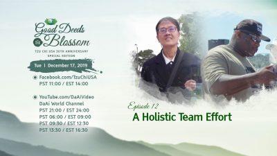 Episode 12 – A Holistic Team Effort
