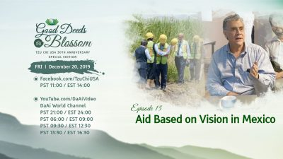 Episode 15 – Aid Based on Vision in Mexico
