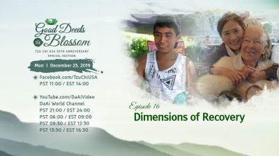 Episode 16 – Dimensions of Recovery