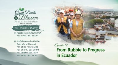 Episode 17 – From Rubble To Progress In Ecuador