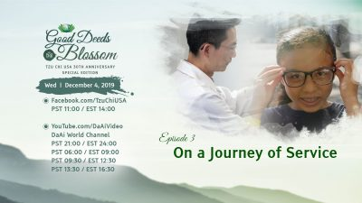 Episode 3 – On a Journey of Service