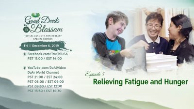Episode 5 – Relieving Fatigue and Hunger