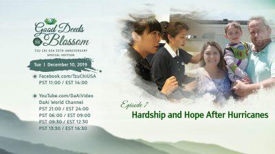 Episode 7 – Hardship and Hope After Hurricanes