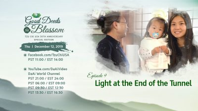 Episode 9 – Light At The End Of The Tunnel