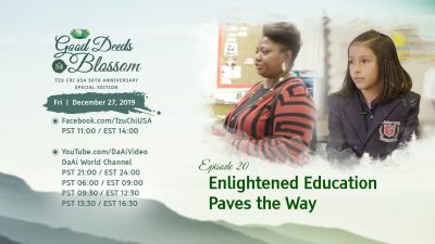 Episode 20 – Enlightened Education Paves the Way
