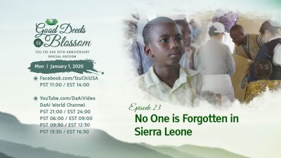 Episode 23 – No One is Forgotten In Sierra Leone