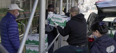 Groceries from Tzu Chi NY: a Lifeline to NYC's Most Vulnerable