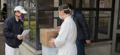 Overwhelmed NYC Hospitals Get a Helping Hand from Tzu Chi NY