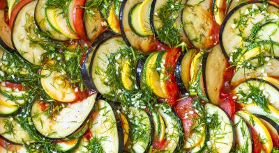 VVM Recipe: Ratatouille