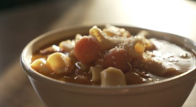 VVM Recipe: Hearty Italian Vegetable Soup