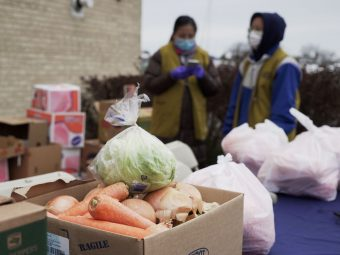COVID-19 Response: Relieving Food Insecurity in Long Island