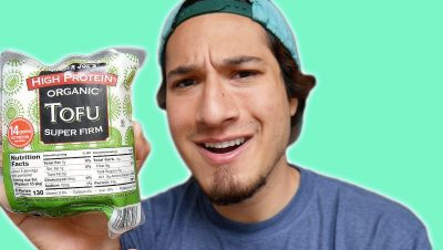 How to Cook Tofu With Danny Torres