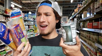 Grocery Shopping on a Budget With Danny Torres