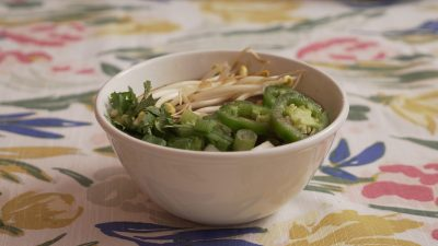 VVM Recipe: Vegetarian Phở